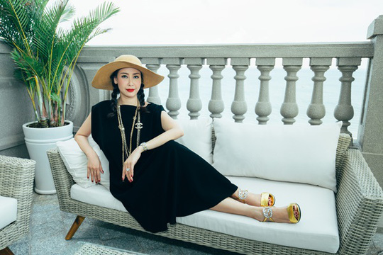 Dinh thự triệu đô bên bờ biển Vũng Tàu của Hà Kiều Anh