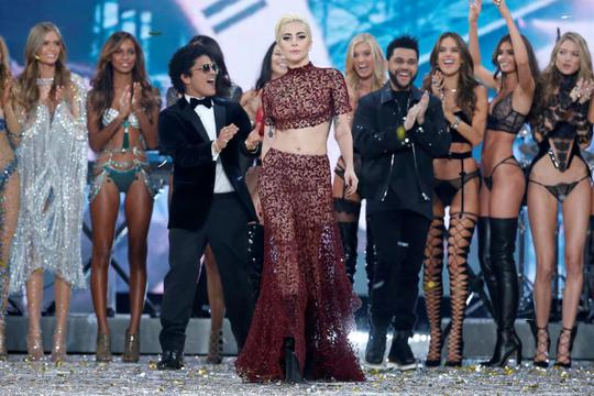 Lady Gaga và Bruno Mars