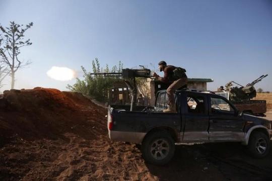 Lệnh đơn phương ngừng bắn chỉ kéo dài 3 ngày. Ảnh: Reuters