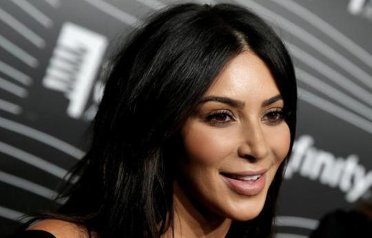 Kim Kardashian xinh đẹp