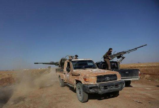 Xung đột ở Syria vẫn chưa có dấu hiệu hạ nhiệt dù phía chính phủ Syria và Nga đơn phương ngừng bắn. Ảnh: Reuters