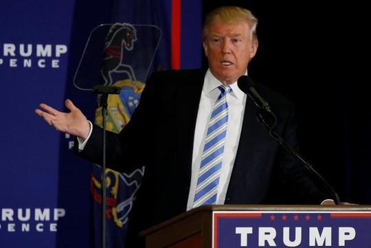 Ông Donald Trump. Ảnh: Reuters