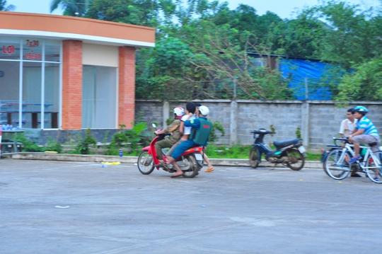 Đến 11 giờ ngày 24-10, đã có 330 người đã được đưa trở lại trại cai nghiện tỉnh Đồng Nai (đóng trên địa bàn huyện Xuân Lộc)