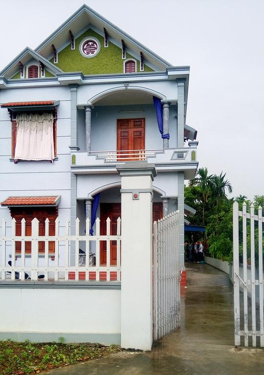 Ngôi nhà xảy ra vụ thảm sát chấn động dư luận ở Quảng Ninh