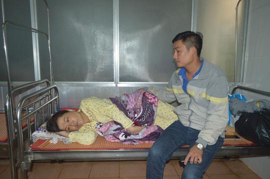 Nỗi buồn của vợ chồng anh Nguyên sau khi mất con