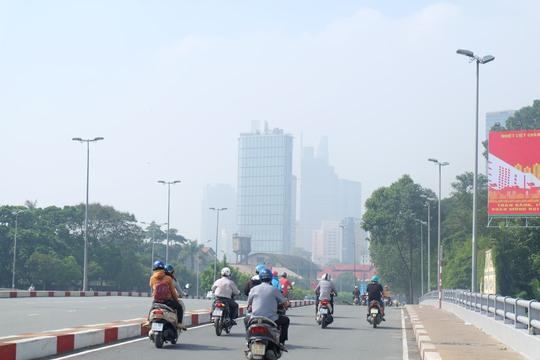 Sương mù sẽ tiếp diễn tại TP HCM liên tiếp 7 ngày tới.