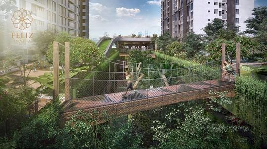 Feliz en Vista - tuyệt tác kiến trúc tại TP HCM