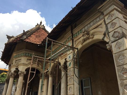 Giải cứu biệt thự cổ ở Sài Gòn - Ảnh 3.