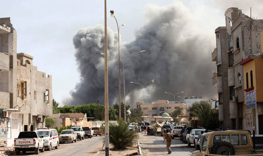 Anh hôm 9-10 điều 250 binh sĩ đến Iraq hỗ trợ chiến dịch tài chiếm Mosul. Ảnh: Reuters
