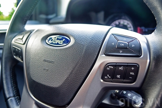 """Đánh giá Ford Everest Trend 2016: Giá cao liệu có đáng """"đồng tiền bát gạo""""?"""