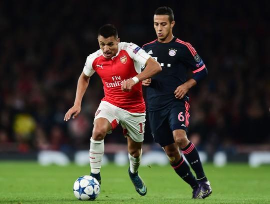 4 mùa liền gặp Bayern, fan Arsenal kêu gào bị dàn xếp!