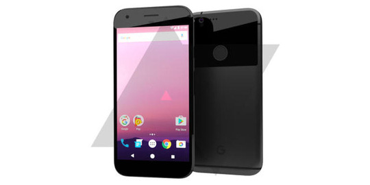 Pixel và Pixel XL có thiết kế camera không lồi, trang bị cảm biến vân tay mặt sau.