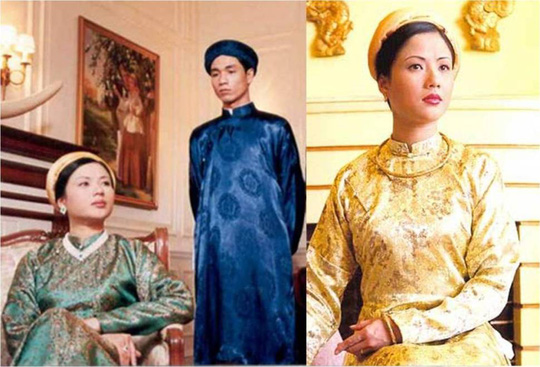 NS Yến Chi vai Nam Phương Hoàng Hậu (phim Ngọn nến hoàng cung)