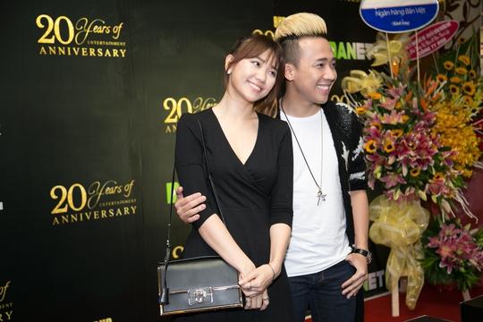 Cặp đôi Trấn Thành- Hari Won