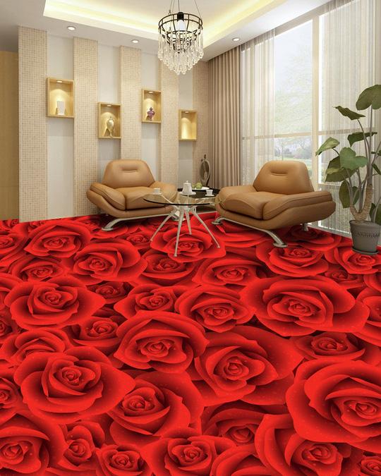 Nếu bạn yêu thích hoa hồng đây sẽ là sự lựa chọn tuyệt vời đấy.