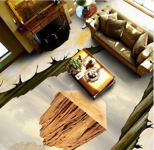 Những hình khối đơn giản, thú vị, gợi trí tưởng tượng bao la trong bạn.
