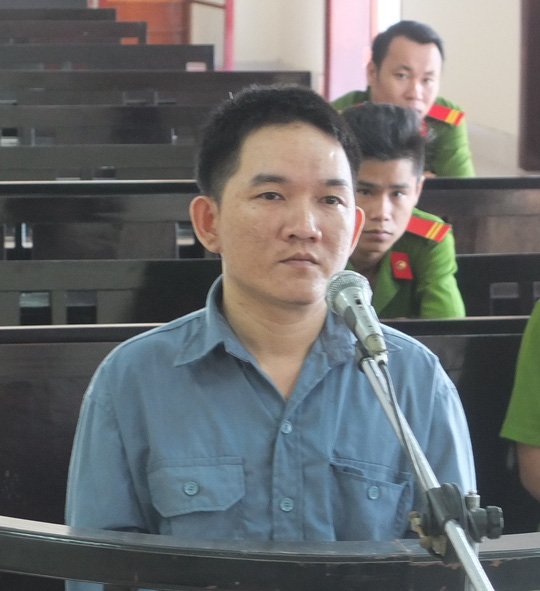 Nguyễn Minh Hiền tại tòa