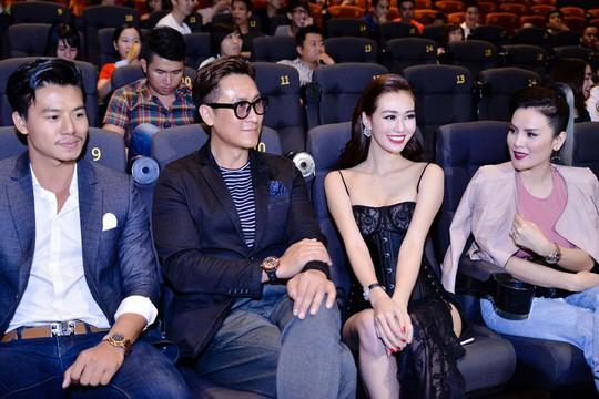 Sao TVB đến dự buổi ra mắt sản phẩm âm nhạc đầu tay của Khánh My