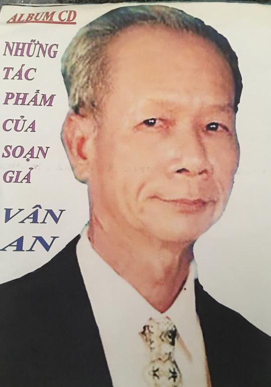 Soạn giả Vân An