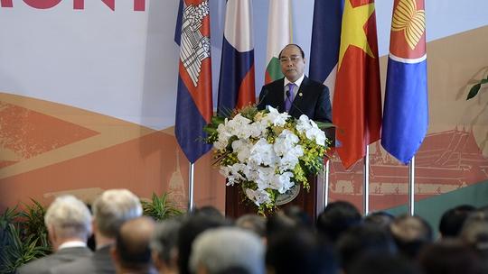 Thủ tướng phát biểu khai mạc ACMECS 7, CLMV 8