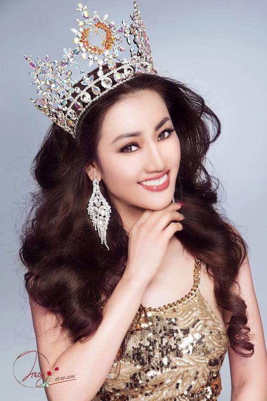 Hoa hậu Tracy Hằng Nguyễn