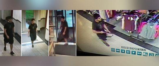 Những hình ảnh nghi can vụ xả súng ở Washington. Ảnh: ABC News
