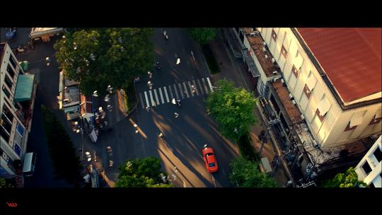 Một góc Sài Gòn đời thường trên phim