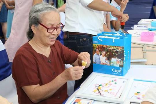 """Hơn 500 người cao tuổi tham dự ngày hội """" Sống độc lập- sống khỏe vui"""""""