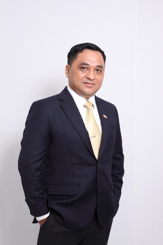 Ông Nguyễn Phúc Khoa - Phó Tổng giám đốc SATRA
