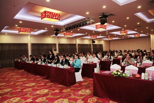 Hội nghị tri ân khách hàng 2016 của Công ty CP Du lịch Thành Thành Công Lâm Đồng (TTC Lâm Đồng)