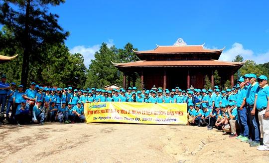 Ghé thăm Thiền viện Trúc lâm Đạo Nguyên (Đắk Nông)