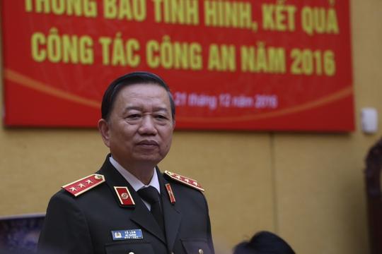 Bộ trưởng Bộ Công an Tô Lâm: Đã triệt phá nhiều băng nhóm nguy hiểm, núp bóng các công ty, DN để hoạt động chống phá,