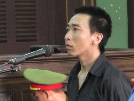 Nguyễn Chí Cường tại phiên tòa phúc thẩm