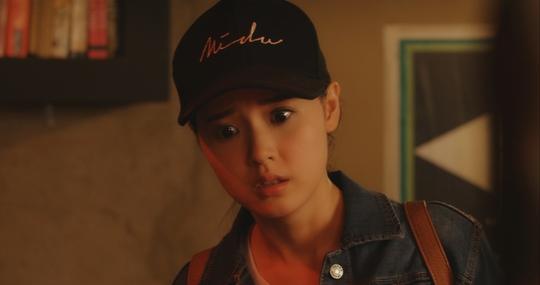 Mi Du trong vai con gái bác sĩ Hùng (Minh Thuận thủ vai)