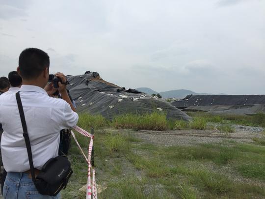 Khu vực đất sạch sau khi xử lý dioxin sẽ được sử dụng để mở rộng sân bay Đà Nẵng