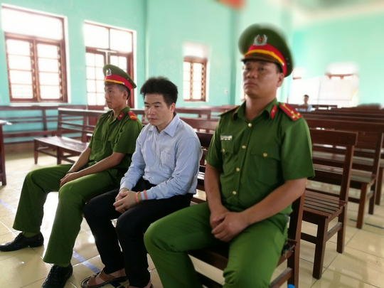 Tàng Keangnam tại phiên toà