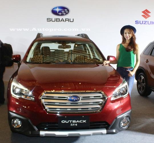 Subaru Outback 2.5.
