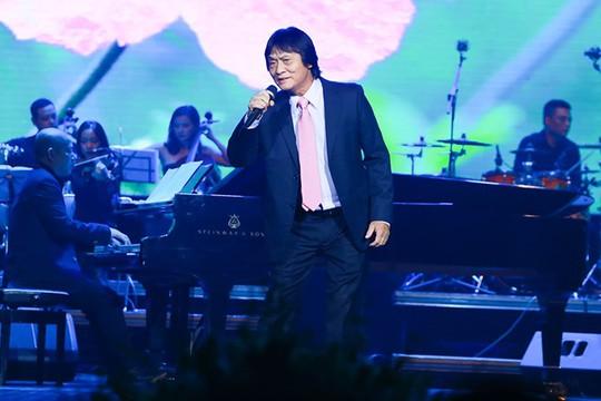 Buồi diễn trong liveshow Phú Quang Khi mùa thu đến cũng là buổi diễn cuối cùng của ông