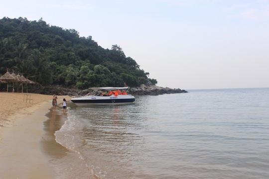 Du khách người Hàn Quốc tử vong ở Cù Lao Chàm