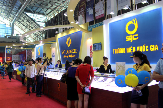 Hội chợ Quốc tế Trang sức Việt Nam VIJF 2015