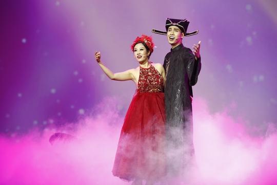 Nhạc kịch Chuyện tình nàng Giáng Hương: tham vọng khó với