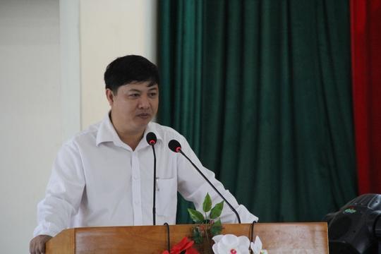 Ông Lương Nguyễn Minh Triết – Chủ tịch LĐLĐ TP Đà Nẵng khẳng định không có chuyện bán nhà văn hóa lao động cho người Trung Quốc