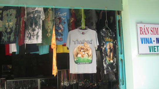 Áo kỉ niệm chuyến du lịch Nam Du là hàng ...Thái Lan