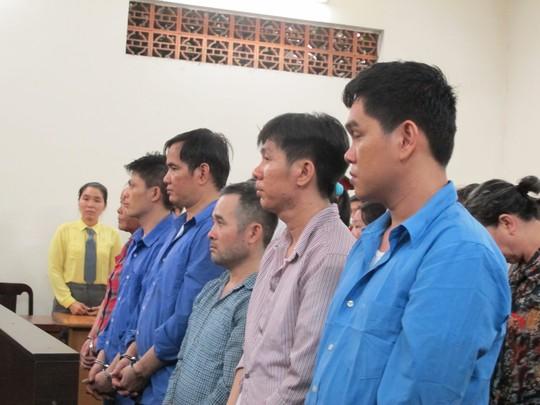 Tập đoàn Cao Trí Trung mua bán ma túy cực lớn
