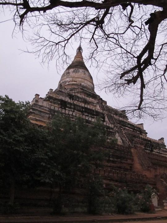 Địa điểm ngắm bình minh ở cố đô Bagan