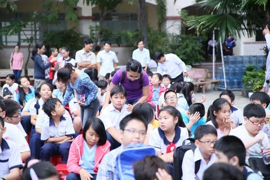 HS lớp 6 Trường THPT chuyên Trần Đại Nghĩa
