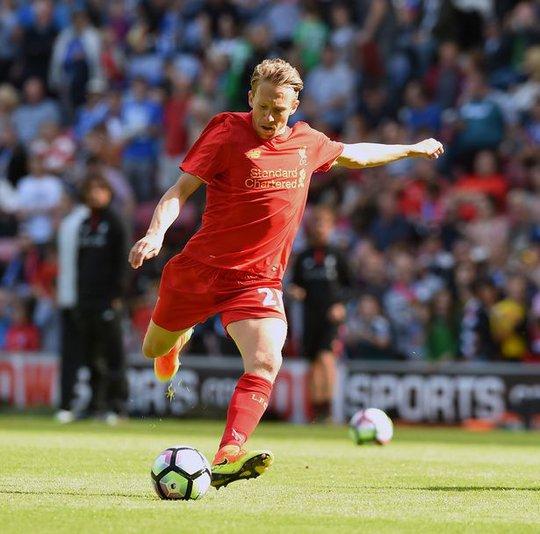 Lucas của Liverpool