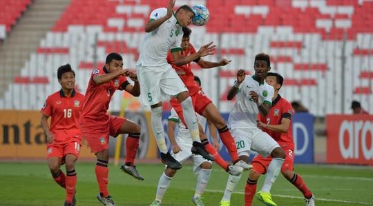 U19 Thái Lan thảm bại còn mất người