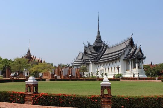 Cung Điện Sanphet Prasat (Ayuthaya)