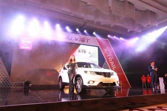 Nissan ra mắt mẫu Crossover cao cấp Nissan X-Trail hoàn toàn mới